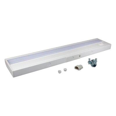 18.19 LED Under Cabinet Bar Light Finish: White