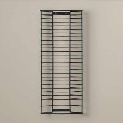 28 DVD Multimedia Wire Rack