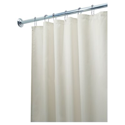 Waterproof Shower Curtain Liner Color: Sand