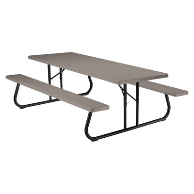 Folding Picnic Table Quantity: 1