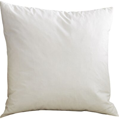 Pillow Insert Size: European