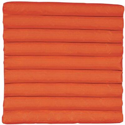 Outdoor Lounge Chair Cushion Fabric: Tangerine