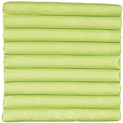 Outdoor Lounge Chair Cushion Fabric: Lime