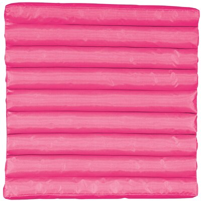 Outdoor Lounge Chair Cushion Fabric: Hot Pink