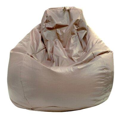 Bean Bag Lounger Upholstery: Cobblestone