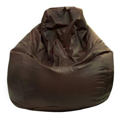 Bean Bag Lounger Upholstery: Walnut
