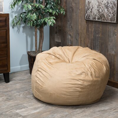 Bean Bag Chair Upholstery: Tuscany Tan