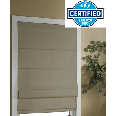 Cordless Thermal Backed Roman Shade Size:  30 W x 63 L, Color: Sage