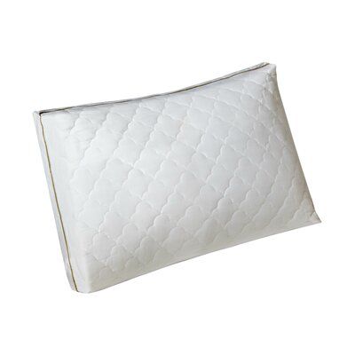 Down Alternative Cotton Pillow Size: King