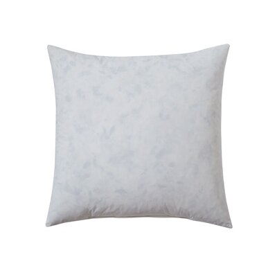 Pillow Insert Size: Medium