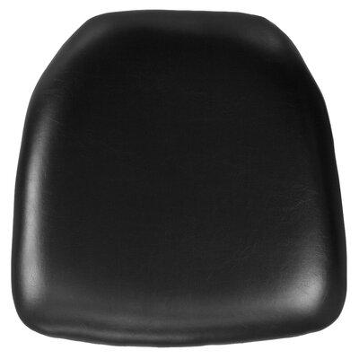 Dining Chair Cushion (Set of 2) Fabric: Black