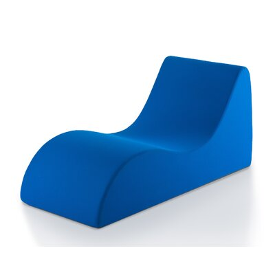 Comfort Lounging Accent Lounge Chair Color: Blue
