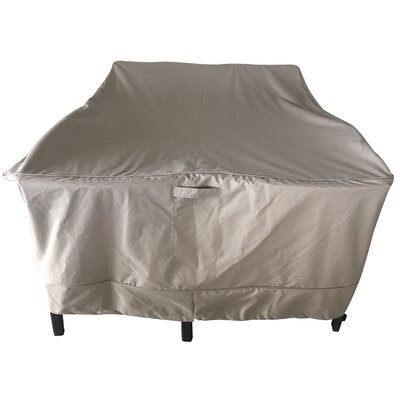 Eddie Fabric Dining Set Cover Size: 28 H x 65 W x 86 D