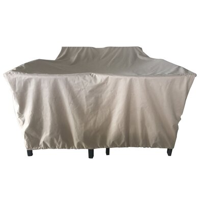 Eddie Fabric Dining Set Cover Size: 30 H x 72 W x 95 D