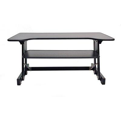 16.3 H x 32 W Standing Desk Conversion Unit
