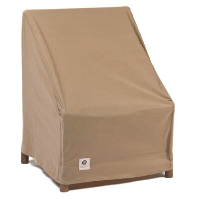 Essential Patio Chair Cover Size: 49 H x 28 W x 30 D