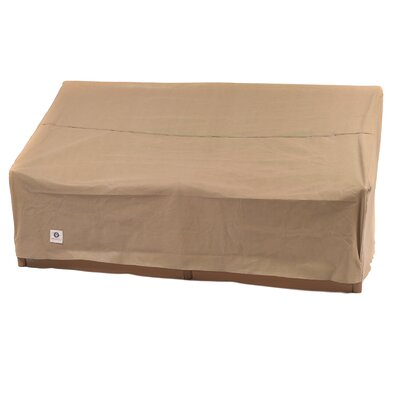 Patio Loveseat Cover Size: 35 H x 54 W