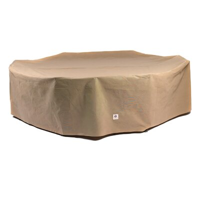 Essential Rectangular / Oval Patio Set Cover Size: 32 H x 64 W x 96 D