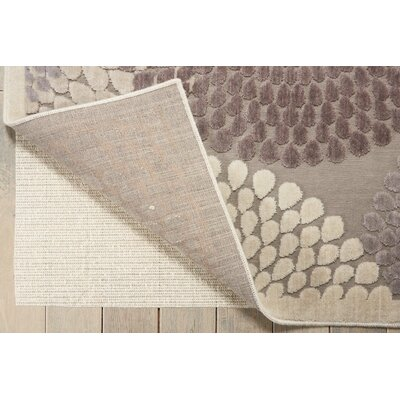 Strong Grip No Slip Rug Pad Rug Pad Size: Rectangle 55 x 711