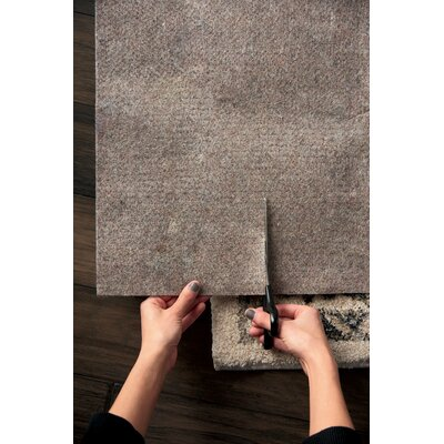 Non Slip Rug Pad Rug Pad Size: Runner 18 x 76