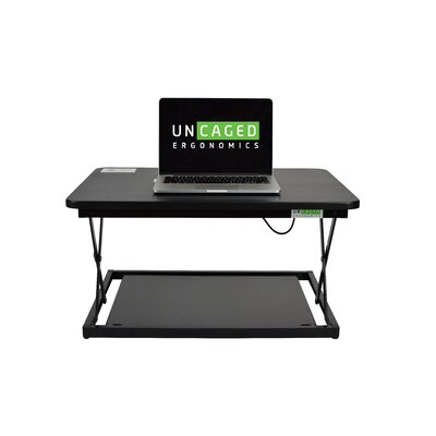 28 Change Desk Mini - Ergonomic, Adjustable Height Computer Table