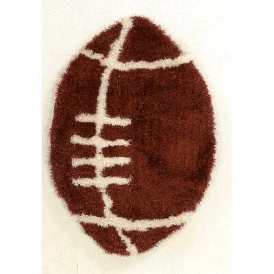 Jordyn Hand-Tufted Brown/Beige Rug Area Rug