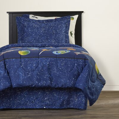 Freddy Bed-In-A-Bag Set Size: Twin