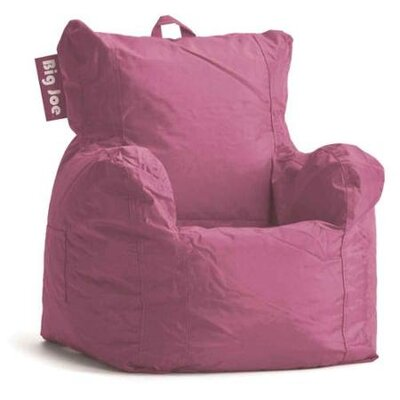 Alysa Kids Bean Bag Lounger Upholstery: Radiant Orchid