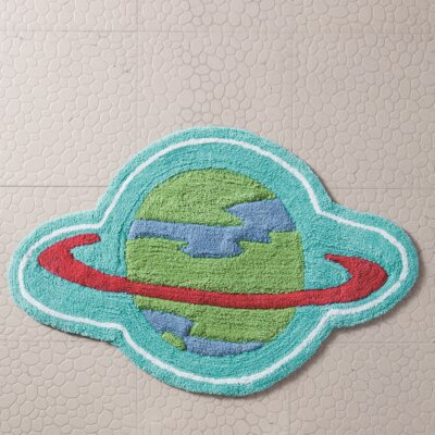 Octavio Planet Bath Rug