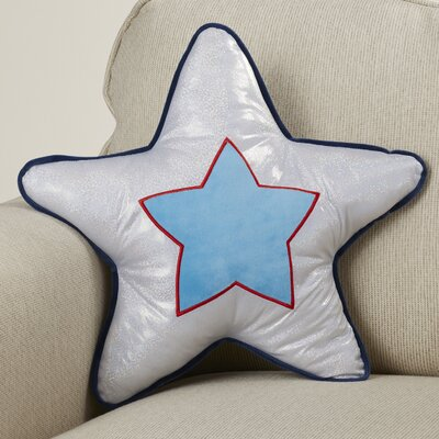 Quintin Star Throw Pillow