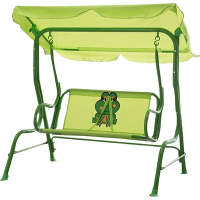 Nia Porch Swing with Stand