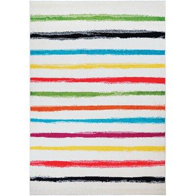 Salma Beige Area Rug Rug Size: 311 x 57