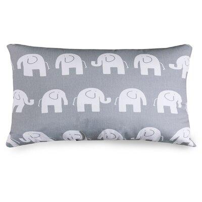 Napoleon Lumbar Pillow Color: Gray