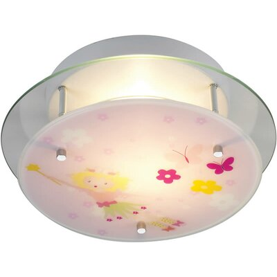 Brennan Fairy Theme Semi Flush Mount