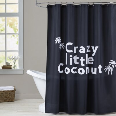 Milo Little Coconut Shower Curtain