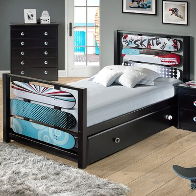 Desmond Twin Platform Bed