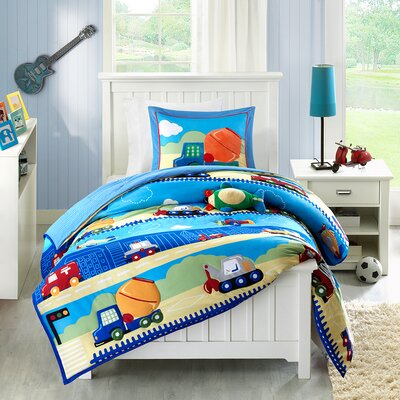 Alton Comforter Set Size: Twin