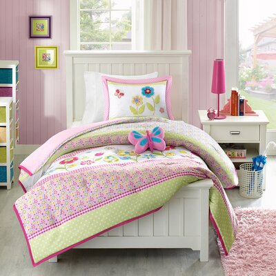 Alexis Comforter Set Size: Full / Queen