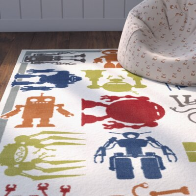 Alanna Cream Area Rug
