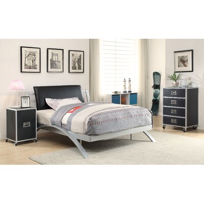Roosevelt Panel Customizable Bedroom Set