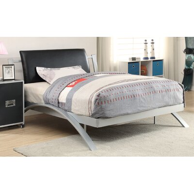Alejandro Upholstered Platform Bed Size: Twin