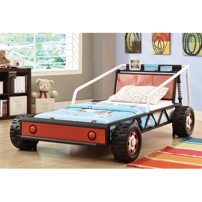 Adela Race Car Bed