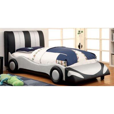 Sebastian Speedy Racer Car Bed Size: Twin