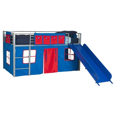 Brianna Curtain Set for Loft Bed