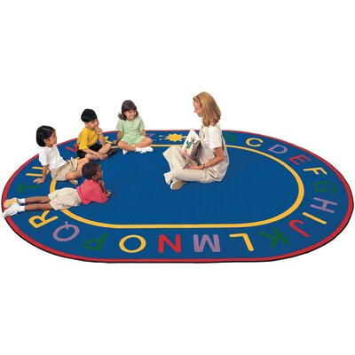 Camila Alpha Kids Rug Rug Size: Rectangle 69 x 95