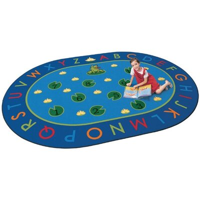 Camila Hip Hop to the Top Kids Area Rug Rug Size: 69 x 95