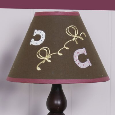Carla 7 Polyester / Cotton Empire Lamp Shade