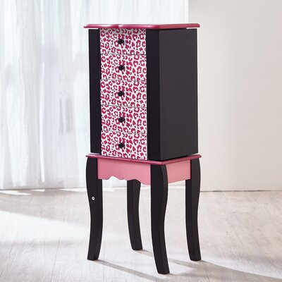 Fashion Prints Armoire