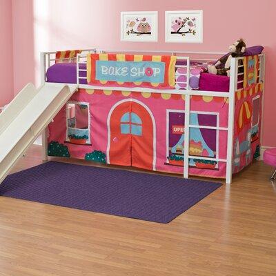 Catalina Bakeshop Curtain Set for Junior Loft Bed