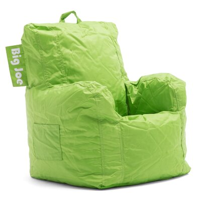 Alysa Kids Bean Bag Lounger Upholstery: Spicy Lime